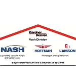 Hoffman and Lamson become part of the Gardner Denver Nash division