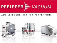 Pfeiffer Vacuum Business Development Asia Pacific