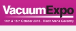 VACUUM EXPO - the UK's Premier Vacuum Technologies Exhibition and Conference
