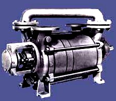 Turbo-C liquid ring vacuum pump
